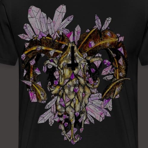 Le Bélier de Cristal Creepy - T-shirt Premium Homme