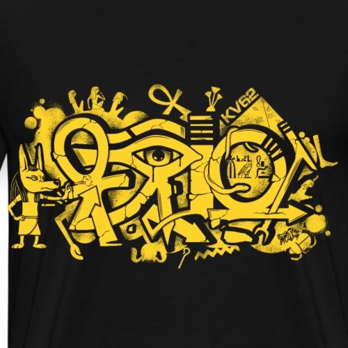 graffiti Egypte II - T-shirt Premium Homme