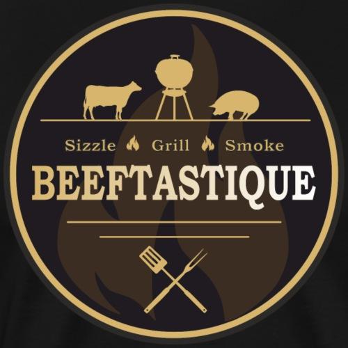 beeftastique - Männer Premium T-Shirt