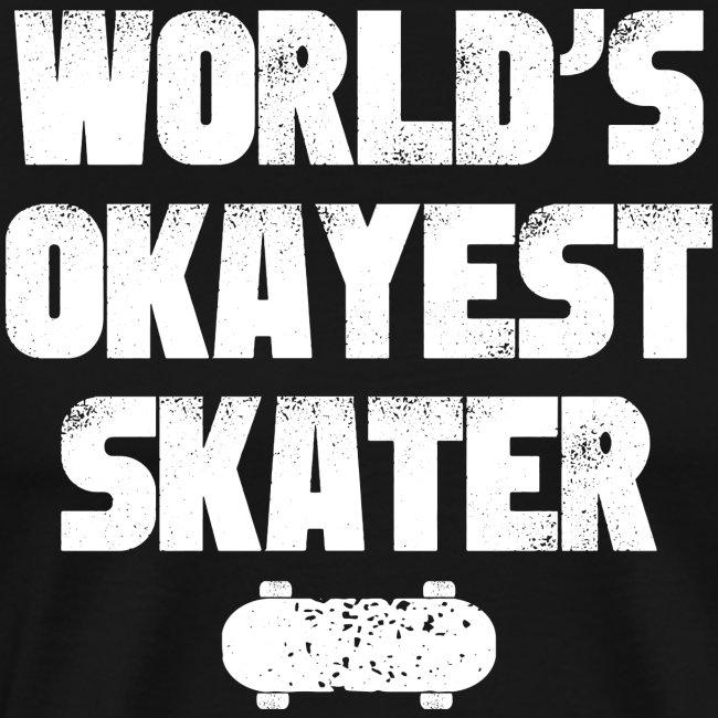 Skater Shirt Skateboardfahrer Geschenk