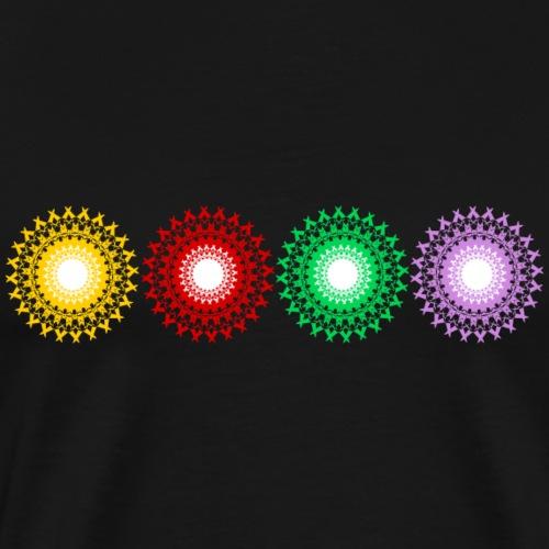 Chakra - T-shirt Premium Homme