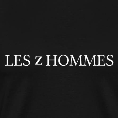 Les z Hommes - T-shirt Premium Homme