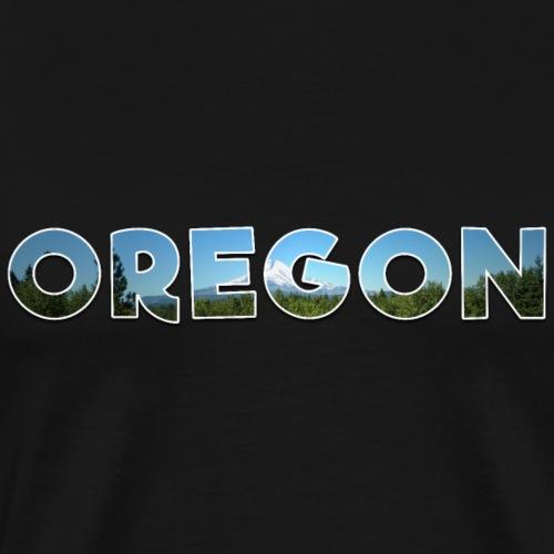 Oregon - Männer Premium T-Shirt