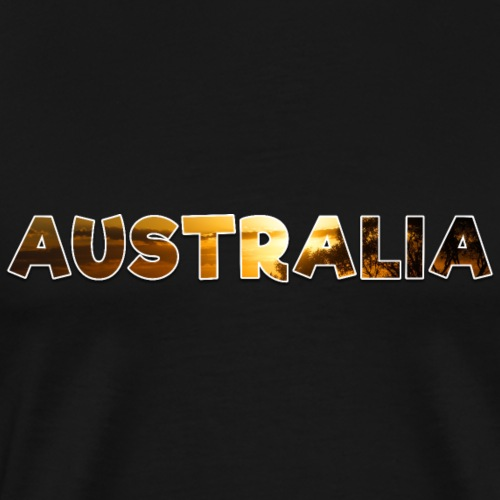 Australia - Männer Premium T-Shirt