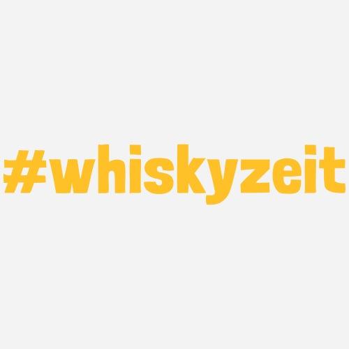 #whiskyzeit   Whisky Zeit - Männer Premium T-Shirt