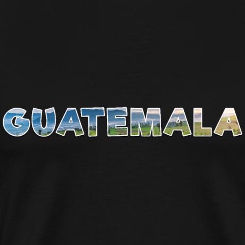 Guatemala - Männer Premium T-Shirt