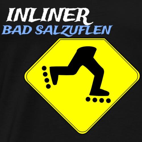 Inliner Bad Salzuflen - Männer Premium T-Shirt