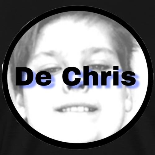 De Chris logo - Mannen Premium T-shirt