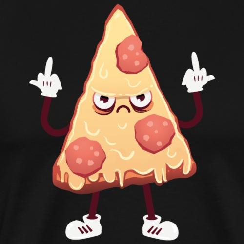 Fuck You Pizza - Männer Premium T-Shirt