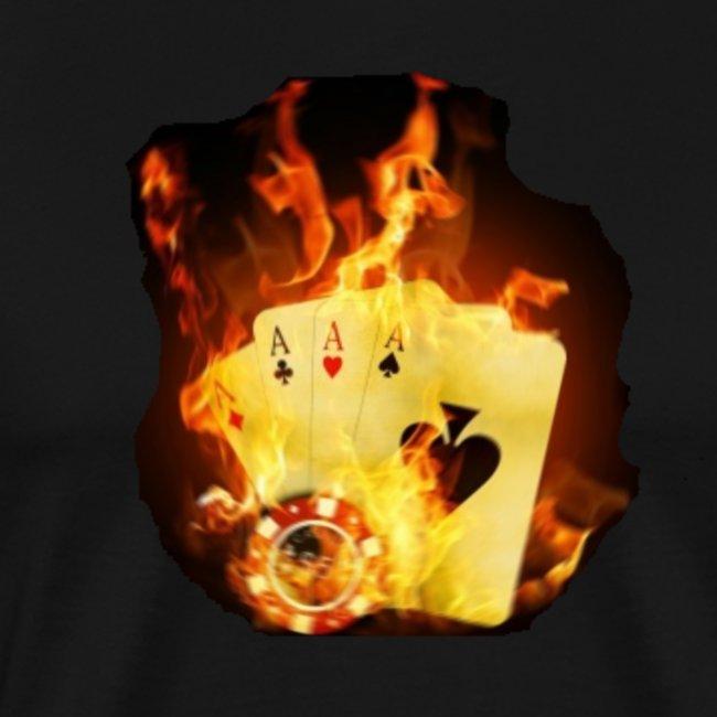 Flamme THE TEXAS HOLDEM