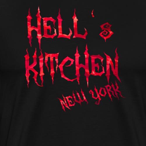 Hell's Kitchen - Männer Premium T-Shirt
