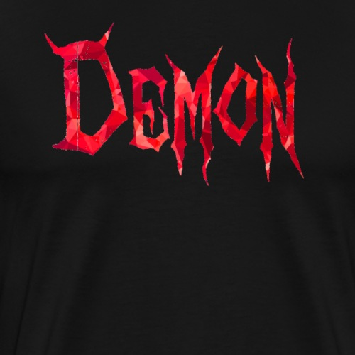 Dämon - Männer Premium T-Shirt