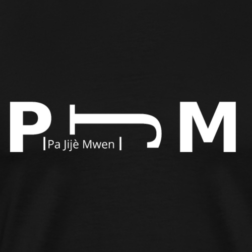 PjM logo - T-shirt Premium Homme