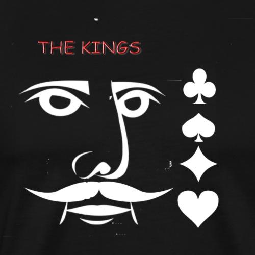 THE KINGS OF TEXAS HOLDEM - Männer Premium T-Shirt