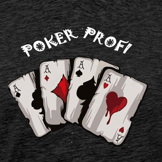 Pokerprofi TEXAS HOLDEM