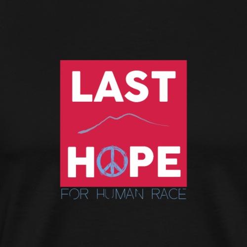 Last Hope Peace - Maglietta Premium da uomo