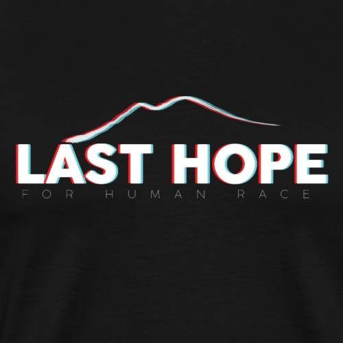 Last Hope Glitch - Maglietta Premium da uomo