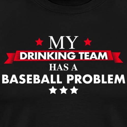 Baseball Drinking Team