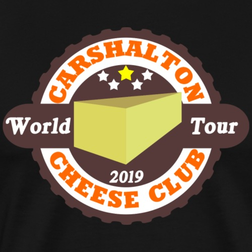 Cheese Club 2019 - Men's Premium T-Shirt