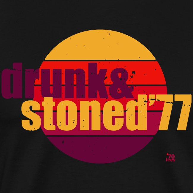 drunk stoned77 sun vtgd