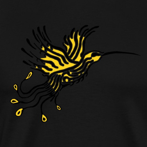 Colibri-Phoenix Orpin - T-shirt Premium Homme