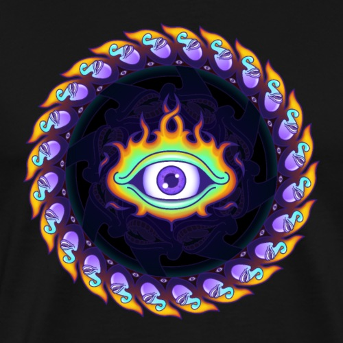 Third Eye - Men's Premium T-Shirt