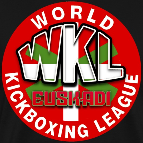WKL EUSKADI - Camiseta premium hombre