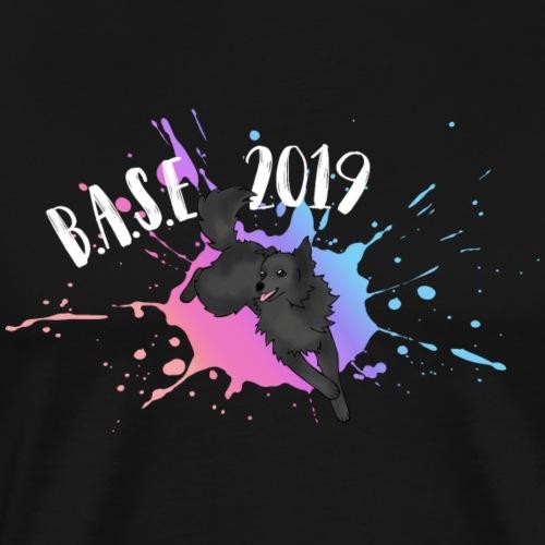 base - 2019- bpfr - white - Männer Premium T-Shirt