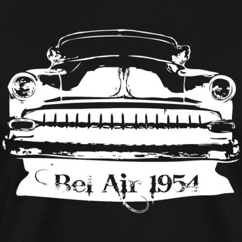 bel air 54 white - Herre premium T-shirt