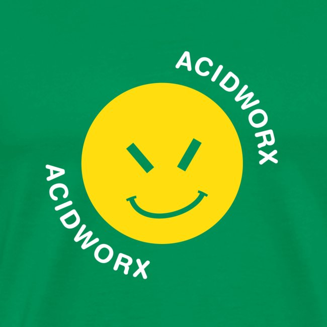 brand AcidWorx CurvedText