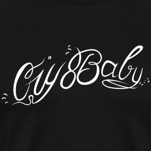 Crybaby Lil peep - Männer Premium T-Shirt