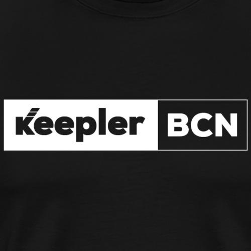 Keepler BCN - Camiseta premium hombre