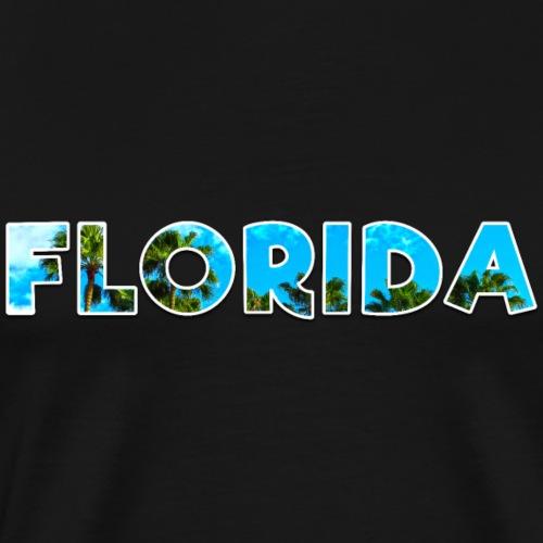 Florida - Männer Premium T-Shirt