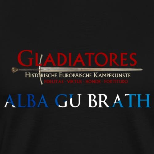 ALBAGUBRATH - Männer Premium T-Shirt