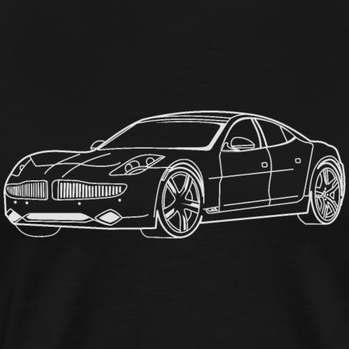 Fisker karma - T-shirt Premium Homme