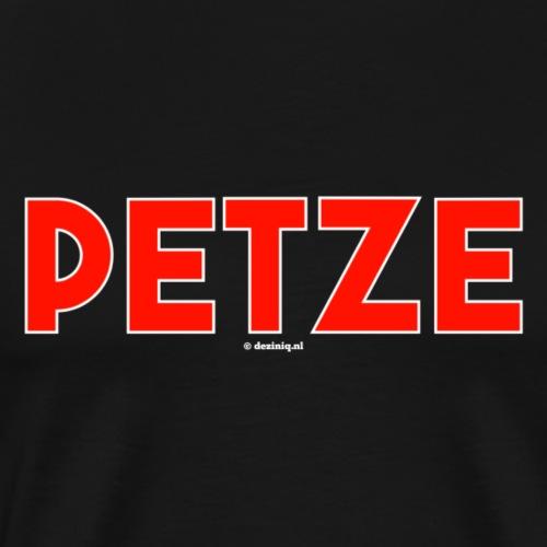 Petze - Mannen Premium T-shirt