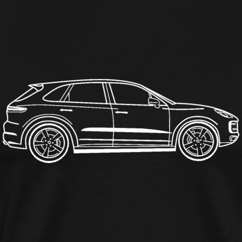 Cayenne - T-shirt Premium Homme