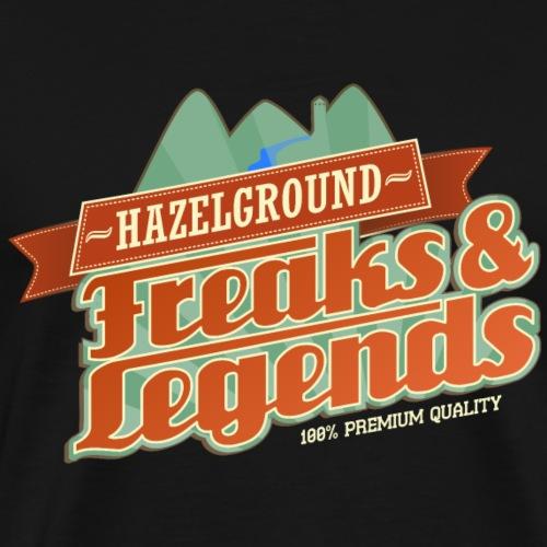 Freaks Legends 2 - Männer Premium T-Shirt