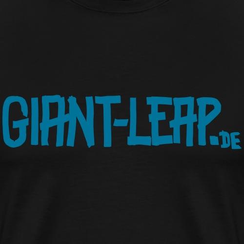 schriftzug horizontal - Männer Premium T-Shirt
