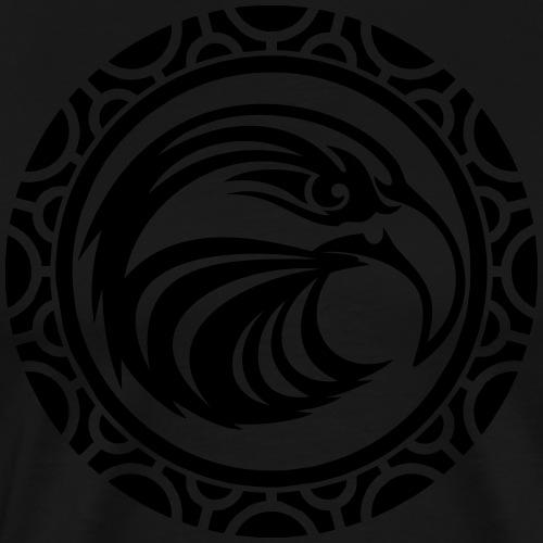 T-Shirt mit Maori Tattoo - Männer Premium T-Shirt
