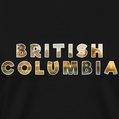 British Columbia - Männer Premium T-Shirt