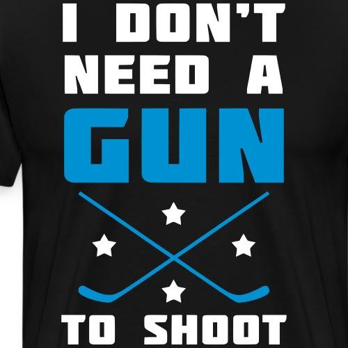I_dont_need_vectorized - Men's Premium T-Shirt
