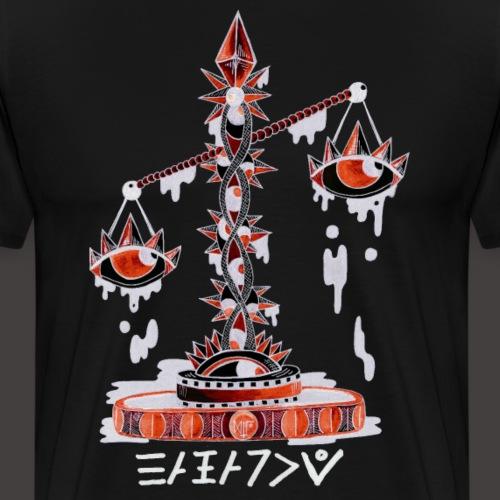 Balance Négutif - T-shirt Premium Homme