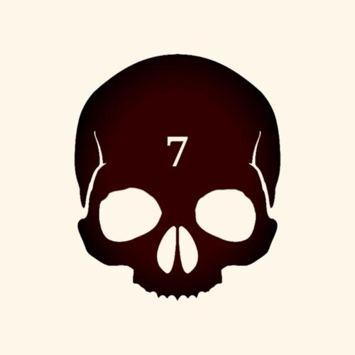 Seven Skull - Männer Premium T-Shirt