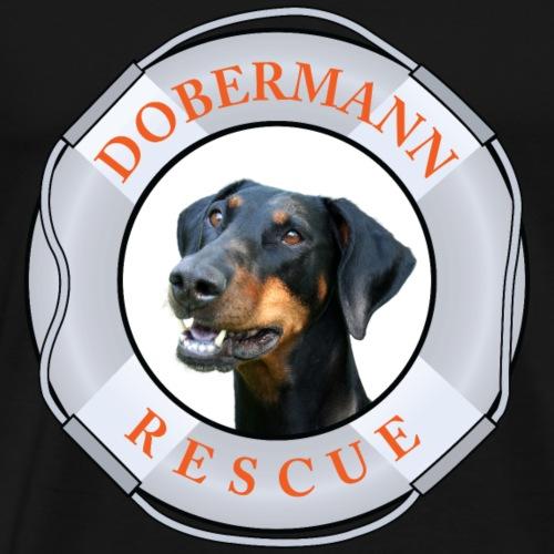 Dobermann Rescue Life Ring