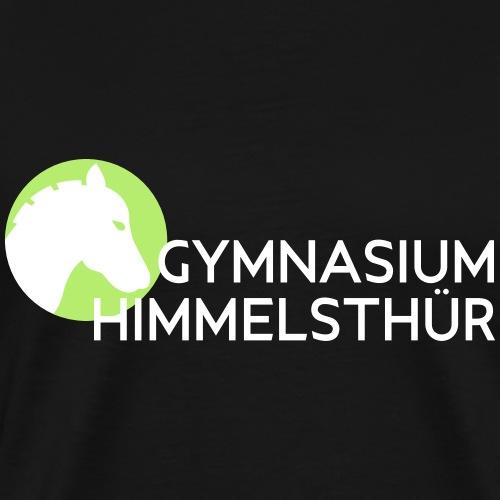 Schullogo - Männer Premium T-Shirt