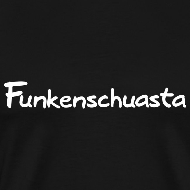 Vorschau: Funkenschuasta - Männer Premium T-Shirt