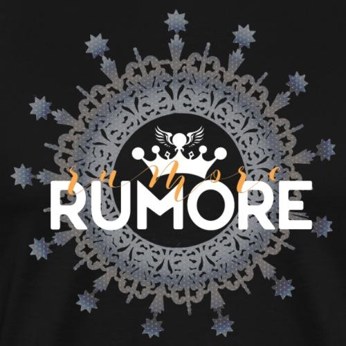 CORONA RUMORE - Camiseta premium hombre