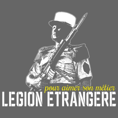Legionnaire - Legion etrangere - Men's Premium T-Shirt