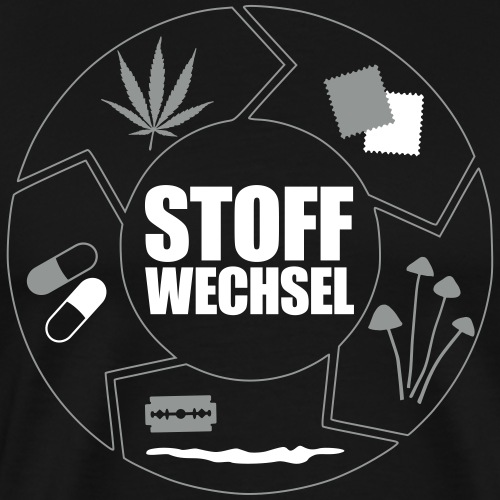 Stoffwechsel Drogen Spruch Festival Party Drugs